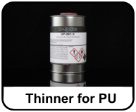 Thinner for PU