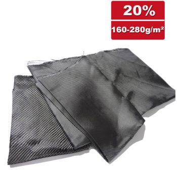 SP-C200K-500 / Carbon Fabric - Twill & Satin