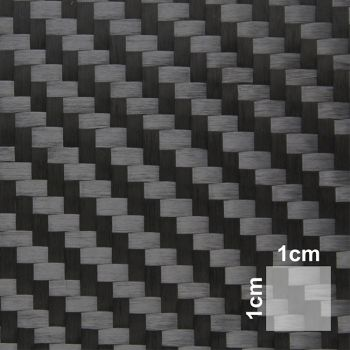 160 g/m² Spread Tow Carbon Fabric Twill | HP-T161SC