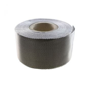 175 g/m² Unidirectional-Carbonfabric-Tape (100 mm) | HP-U175C/100
