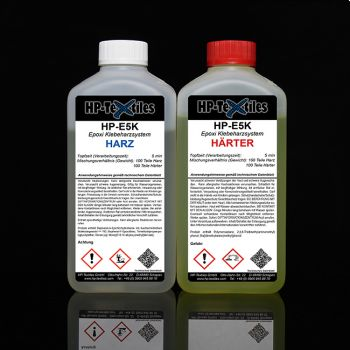 Adhesive System - Epoxy Resin | HP-E5K