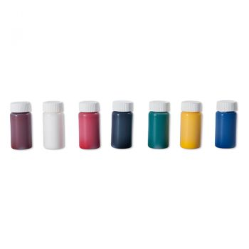 Set of 7 x 20 g pigment paste opaque | FPN