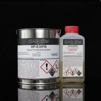 Mould Covering System, black - Epoxy Resin | HP-E30FB