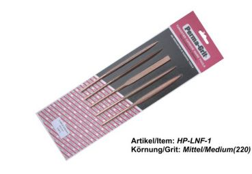 5 Needle Files Set HP-LNF-1