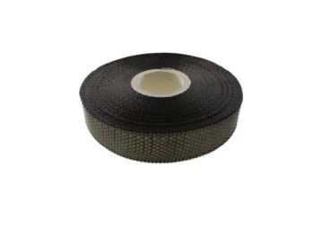 200 g/m² Carbonfabric-Tape Plain (50 mm) | HP-P202C/050