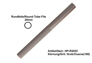 20mm Tube File HP-R202C