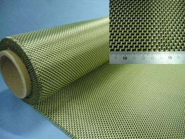210g/m²  Hybrid Fabric Twill 3/1 - Carbon/Kevlar - SP-T210AC