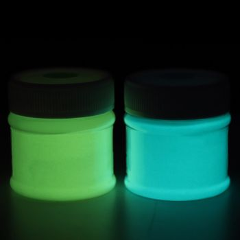 Glow in the dark Leuchtpigment | HP-GLOW