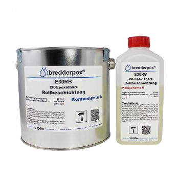 2 kg Coating System RAL7032 - Epoxy Resin | HP-E30RB