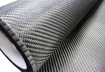 240g/m² Carbon Fabric Twill  SP-T240/115CE - slippage-resistant