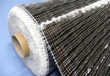 850g/m² Unidirectional-Carbon Fabric SP-U850/50C
