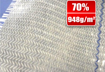 948g/m² Unidirectional Glass Fabric 0° SP-U948/060E