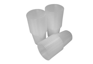 500 ml Plastic cup (50 pc.) | HP-L1064