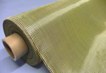 180g/m²  Hybrid Fabric Plain  -  Carbon/Aramid SP-P180AC