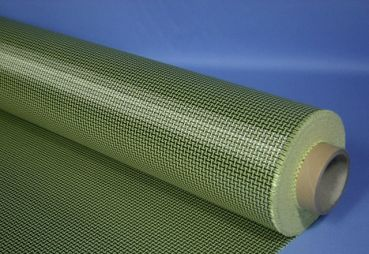 180 g/m² Hybrid Fabric Plain Carbon/Kevlar | HP-P180AC