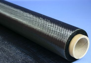 Carbon Fabric 160 g/m² Twill | HP-T160C