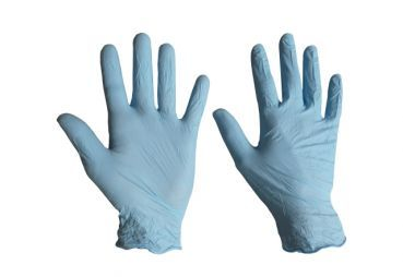 "Nitrile-Gloves ""unpowdered"""