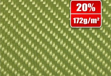 170g/m² Aramid Fabric Twill SP-T172A