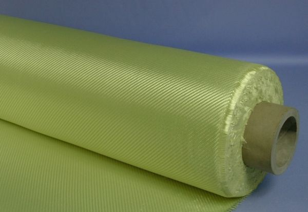 170g/m²  Aramid Fabric  Twill 3/1  SP-T171A