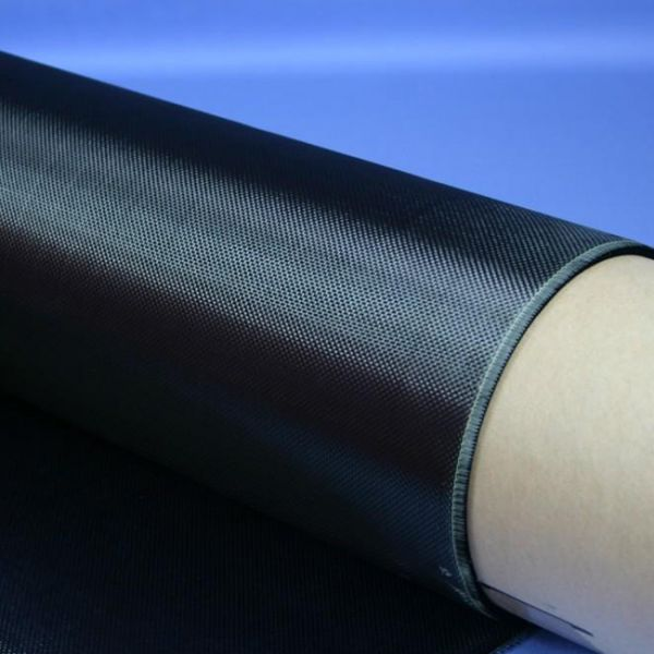 Carbon Fabric 80 g/m² Plain | HP-P80C