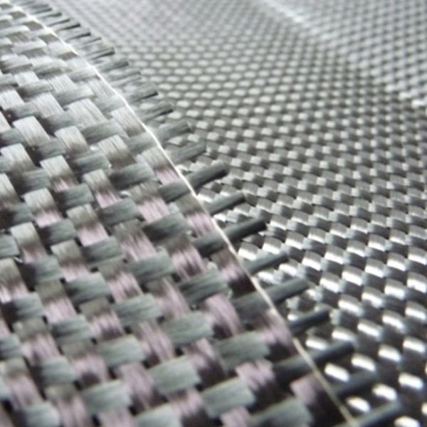SP-C200L-100 / Carbon Fabric - Plain