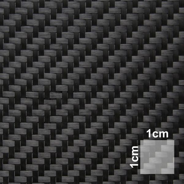 Carbon Fabric 245 g/m² Twill | HP-T240/150C