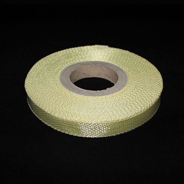 170 g/m² Aramidfabric-Tape Plain (Widht: 2,5 cm) | HP-P171A/025