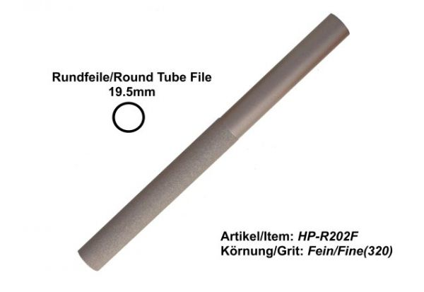 20mm Tube File HP-R202F