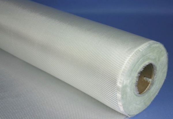 "385 g/m² Glass Fabric ""Silane"" Twill 