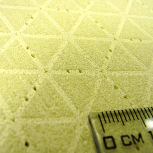 3D|CORE™  2 mm XPS-foam with punched holes | HP-3DXPS-PH-2