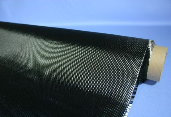 Carbon Fabric 195g/m² Plain | HP-P195C