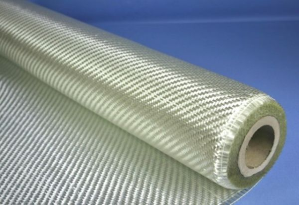 580 g/m² Glass Roving Fabric Twill | HP-T580E