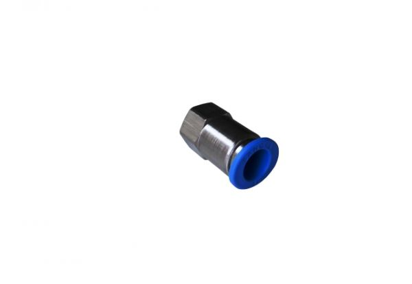 "Connector with female thread  G1/4"" - 12 mm 
