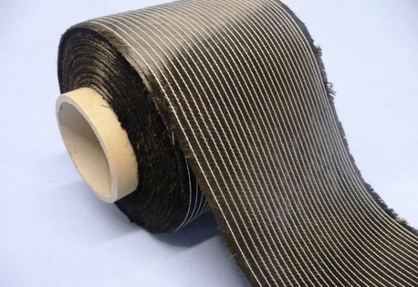 16cm - 200g/m² Bidiagonal carbon fabric Tape SP-B200/16C