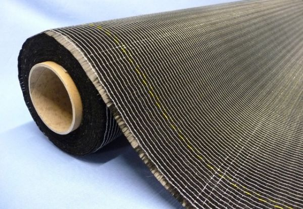 310g/m² Bidirectional Carbon fabric 0/90° with EP-Binder SP-B310C