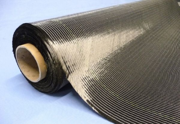 310g/m² Bidiagonal Carbon fabric +/-45° with EP-Binder SP-B330C